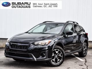 Used 2018 Subaru XV Crosstrek Convenience for sale in Gatineau, QC
