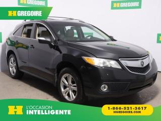Used 2015 Acura RDX AWD CUIR TOIT MAGS for sale in St-Léonard, QC