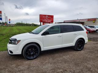 Used 2013 Dodge Journey SXT for sale in London, ON
