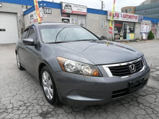 Used 2010 Honda Accord EX-L | SUNROOF | LEATHER | POWER SEATS for sale in Oakville, ON