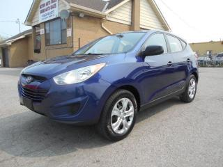 Used 2011 Hyundai Tucson GL All Wheel Drive 2.4L Automatic Certified 154Km for sale in Rexdale, ON