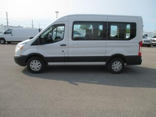 Used 2018 Ford Transit 150 8 passenger.130 inch w/base for sale in London, ON