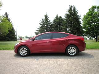 Used 2013 Hyundai Elantra GLS- ONE OWNER for sale in Thornton, ON