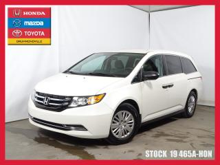Used 2016 Honda Odyssey Lx+caméra+a/c+blueto for sale in Drummondville, QC