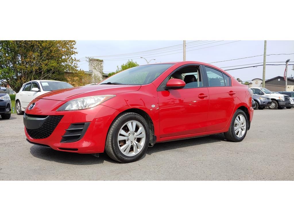 Mazda St Jerome >> Used 2010 Mazda Mazda3 Gx For Sale In St Jerome Quebec Carpages Ca