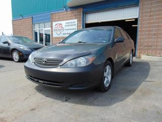 Used 2004 Toyota Camry 4DR SDN LE AUTO for sale in St-Eustache, QC