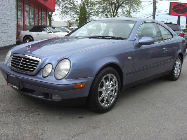 1999 Mercedes-Benz CLK 320 Premium