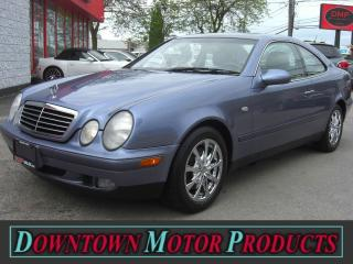 Used 1999 Mercedes-Benz CLK 320 Premium for sale in London, ON