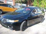 Photo of Black 2006 Acura TSX