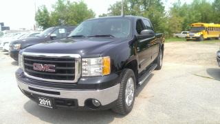 Used 2011 GMC Sierra 1500 SLT CREW CAB BACK UP CAM for sale in Cambridge, ON
