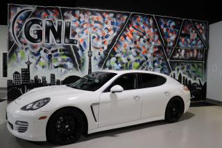 Used 2010 Porsche Panamera 4S -Chrono Clock for sale in Concord, ON