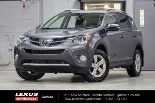 Used 2014 Toyota RAV4 Xle Awd; Toit Camera for sale in Lachine, QC