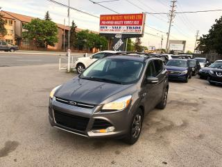 Used 2013 Ford Escape SEL for sale in Toronto, ON