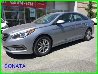 Used 2015 Hyundai Sonata Camera Sieges Ch for sale in Longueuil, QC