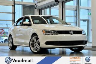 Used 2013 Volkswagen Jetta Comfortline * DÉMARREUR * 18 POUCES for sale in Vaudreuil-Dorion, QC