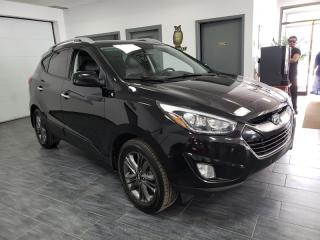 Used 2015 Hyundai Tucson Ltd for sale in Châteauguay, QC