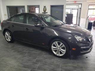Used 2015 Chevrolet Cruze LT RS for sale in Châteauguay, QC