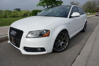 Used 2009 Audi A3 S-LINE / 1 OWNER / NO ACCIDENTS / SUPER CLEAN for sale in Etobicoke, ON