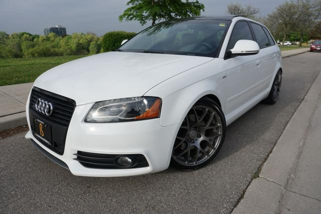 2009 Audi A3 S-LINE / 1 OWNER / NO ACCIDENTS / SUPER CLEAN