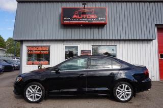 Used 2017 Volkswagen Jetta 1.8 TSI Highline for sale in Lévis, QC