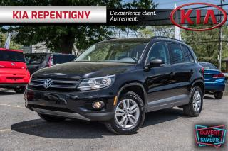 Used 2016 Volkswagen Tiguan Trendline for sale in Repentigny, QC