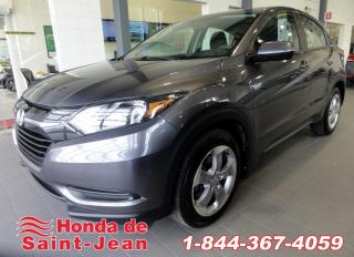 Used 2018 Honda HR-V LX AWD CVT Camera Mags A/C for sale in St-Jean-Sur-Richelieu, QC