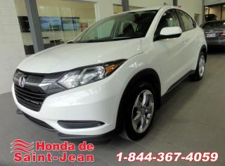 Used 2017 Honda HR-V LX CVT  A/C Camera Mags for sale in St-Jean-Sur-Richelieu, QC