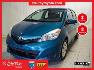 Used 2014 Toyota Yaris LE A/C for sale in Québec, QC