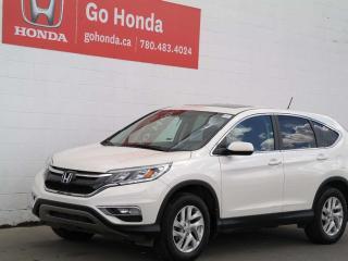 Used 2016 Honda CR-V EX for sale in Edmonton, AB