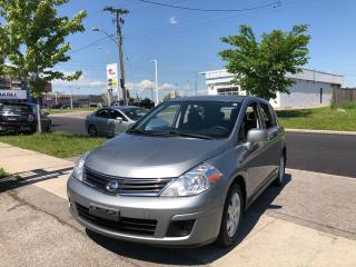 Used 2010 Nissan Versa 1.8 S for sale in Toronto, ON
