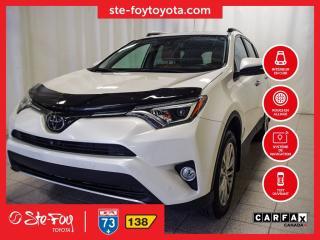 Used 2016 Toyota RAV4 Ltd Awd Navigation for sale in Québec, QC