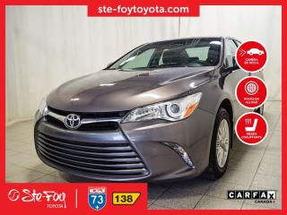 Used 2017 Toyota Camry LE Roue en alliage, Sièges chauffants for sale in Québec, QC
