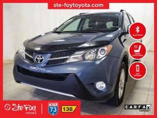 Used 2013 Toyota RAV4 XLE Toit ouvrant, Roue en alliage for sale in Québec, QC