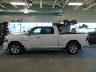 Used 2014 RAM 1500 SPORT for sale in Amos, QC