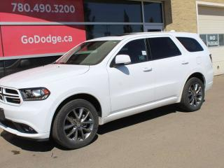 Used 2018 Dodge Durango GT AWD for sale in Edmonton, AB