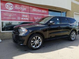 Used 2019 Dodge Durango GT for sale in Edmonton, AB