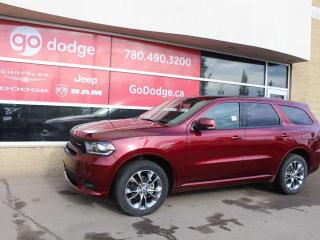 Used 2019 Dodge Durango GT AWD for sale in Edmonton, AB