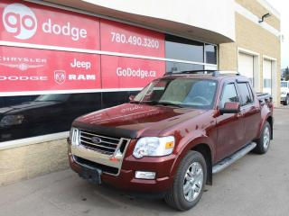 Used 2010 Ford Explorer Sport Trac LIMITED for sale in Edmonton, AB