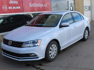 Used 2017 Volkswagen Jetta Sedan Trendline+ for sale in Edmonton, AB