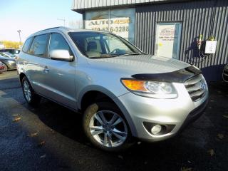 Used 2012 Hyundai Santa Fe ***LIMITED,CUIR,TOIT,AWD,BIEN EQUIPÉ*** for sale in Longueuil, QC