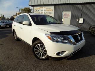 Used 2013 Nissan Pathfinder ***SV,7PLACES,AUTOMATIQUE,AWD, for sale in Longueuil, QC