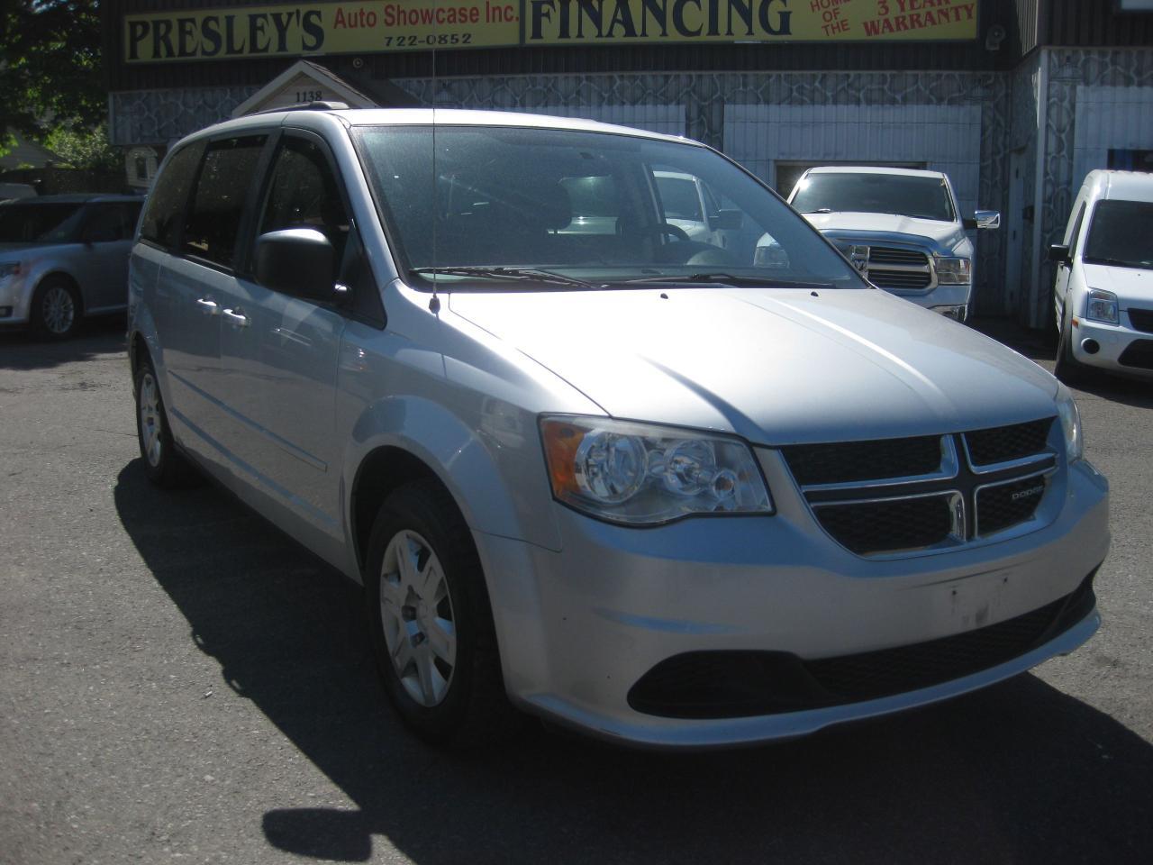 2011 Dodge Grand Caravan SE Auto 6cyl. FWD 7pass AC PL PM PW Stow N Go