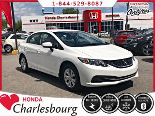 Used 2015 Honda Civic LX AUTOMATIQUE***26 663 KM*** for sale in Charlesbourg, QC