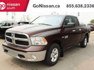 Used 2015 RAM 1500 SLT QUAD CAB 4X4 for sale in Edmonton, AB