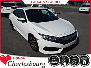 Used 2016 Honda Civic LX COUPE **AUTOMATIQUE**21 111 KM** for sale in Charlesbourg, QC