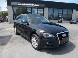 Used 2010 Audi Q5 3.2L PREMIUM QUATTRO **TOIT PANO** for sale in St-Hubert, QC