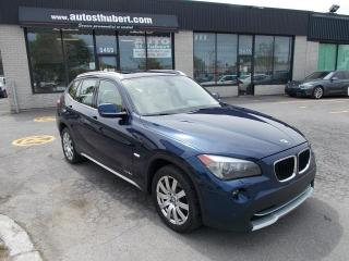 Used 2012 BMW X1 28I XDRIVE 2012 **TOIT PANO** for sale in St-Hubert, QC