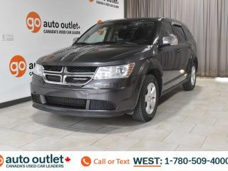 Used 2014 Dodge Journey FWD, STEERING WHEEL CONTROLS, CRUISE CONTROL, POWER WINDOWS, A/C, AM/FM RADIO for sale in Edmonton, AB