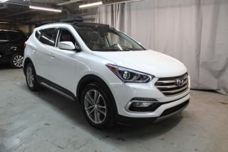 Used 2018 Hyundai Santa Fe Sport 2.0T Limited (TOIT,MAGS,NAV) for sale in St-Constant, QC