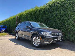 Used 2018 Volkswagen Tiguan Trendline for sale in Surrey, BC